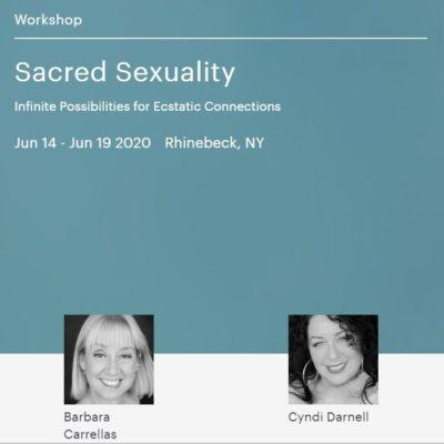 Cyndi Darnell Sex Therapy NYC
