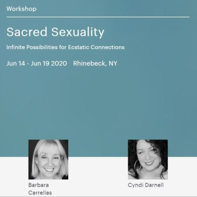 Cyndi Darnell Sex Therapy NYC