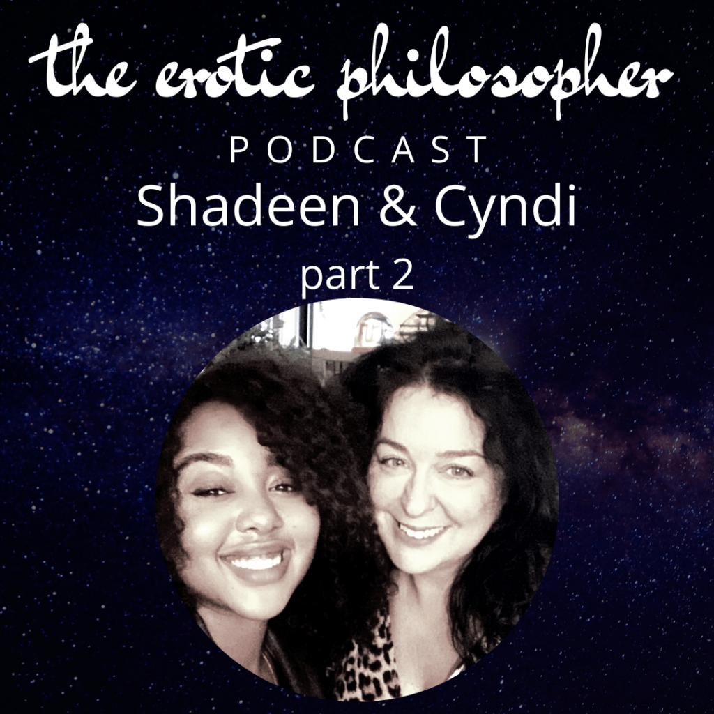 Shadeen Francis & Cyndi Darnell